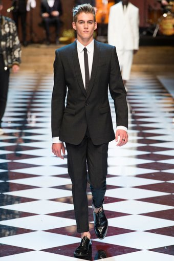 Dolce & Gabbana SS'17 Milan