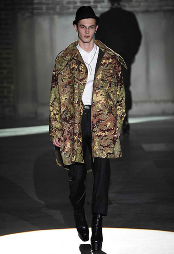 DSQUARED2 SS'17 #MFW