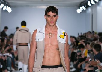 LCM: Bobby Abley SS 2017 LCM: Bobby Abley SS 2017 Vanity Teen Menswear & new faces magazine
