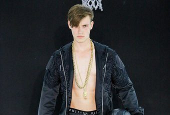 Philipp Plein SS'17 Milan Philipp Plein SS'17 Milan Vanity Teen 虚荣青年 Menswear & new faces magazine