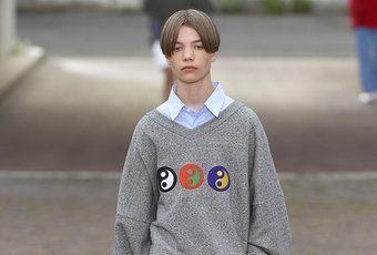 Gosha Rubchinskiy SS'17 Gosha Rubchinskiy SS'17 Vanity Teen 虚荣青年 Menswear & new faces magazine