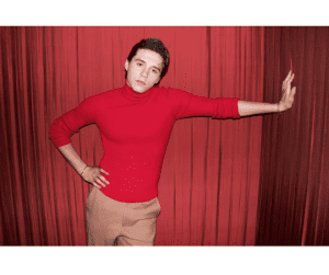 Brooklyn Beckham by Terry Richardson for L'Uomo Vogue