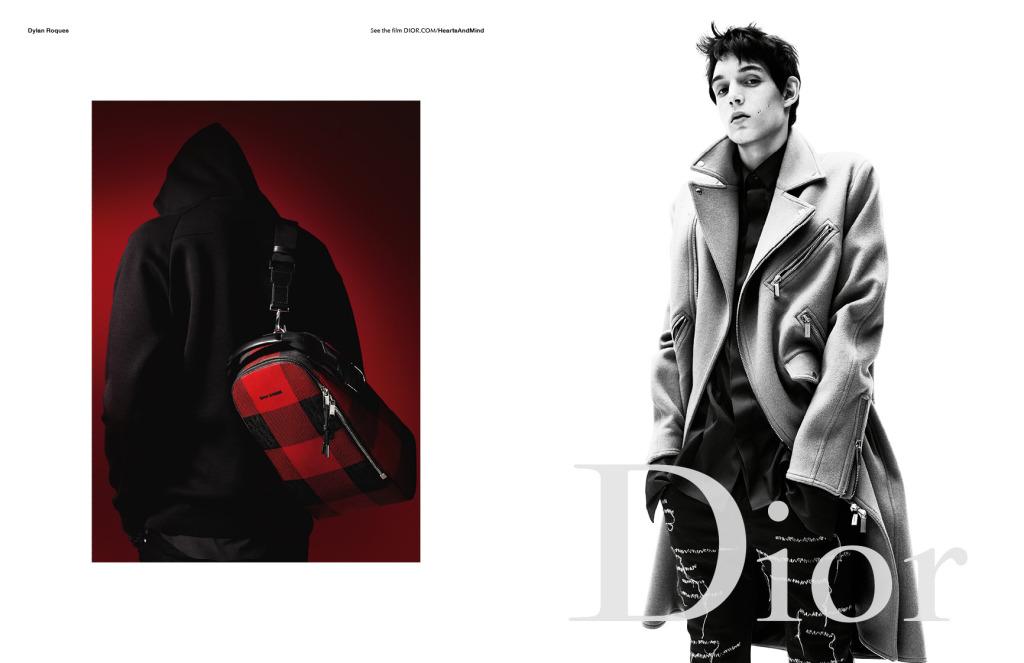 Dior Fall Winter 2016 Dior Fall Winter 2016 Vanity Teen Menswear & new faces magazine