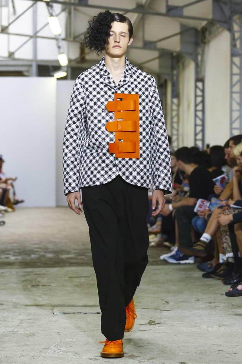 Walter van Beirendonck Spring Summer 2017 Menswear Collections in Paris Fashion Week #PFW