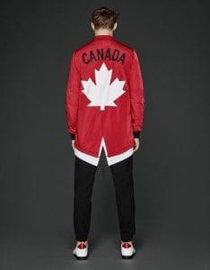 Dsquared2 – Rio 2016 Team Canada