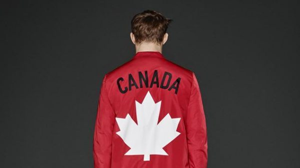 Dsquared2 - Rio 2016 Team Canada Dsquared2 - Rio 2016 Team Canada Vanity Teen 虚荣青年 Menswear & new faces magazine