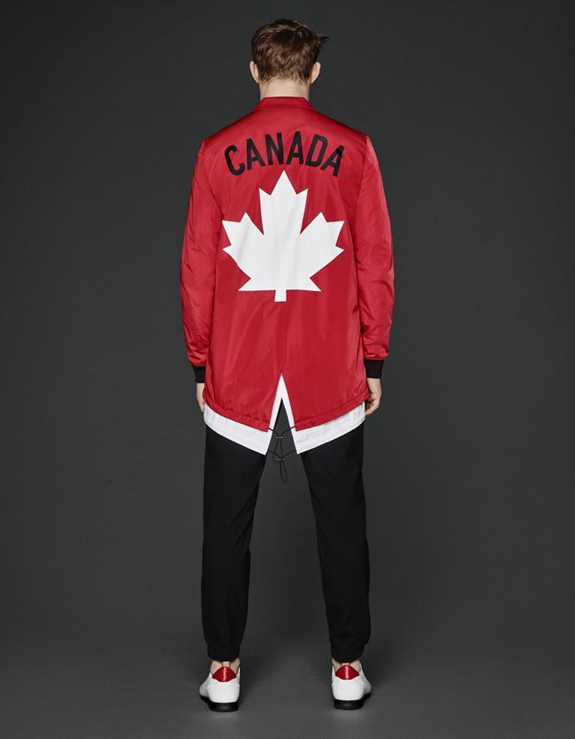 Dsquared2 – Rio 2016 Team Canada