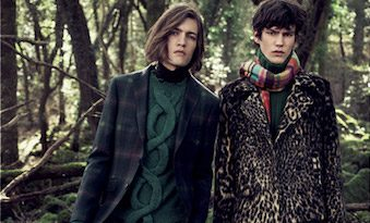 Etro F/W 2016  Etro F/W 2016 Vanity Teen Menswear & new faces magazine