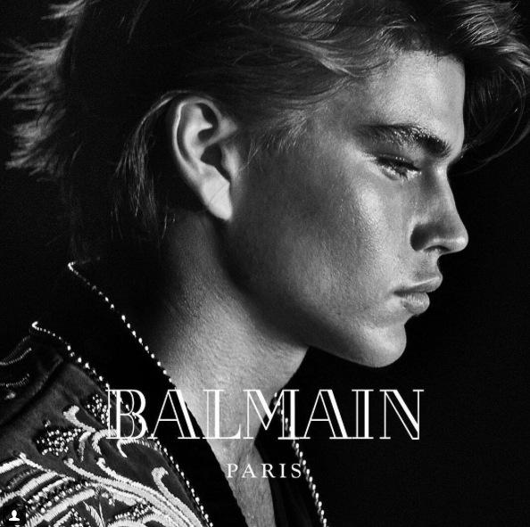 Balmain F/W 2016 Balmain F/W 2016 Vanity Teen 虚荣青年 Menswear & new faces magazine