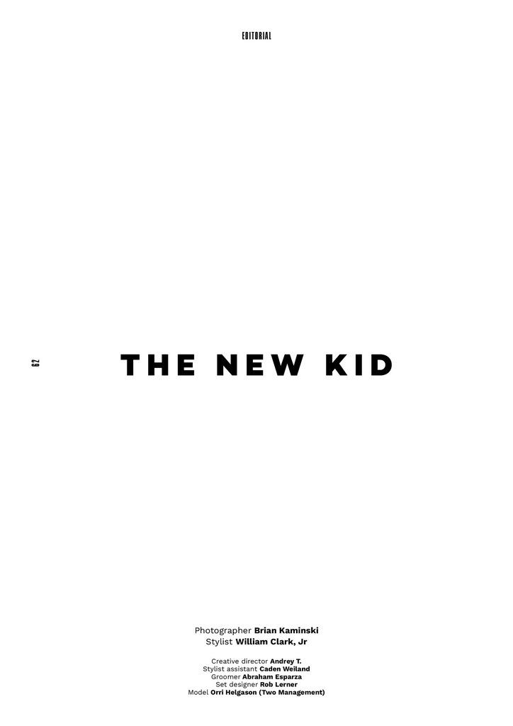The New Kid by Brian Kaminski VT8 SS16 (1)