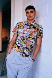 Diego Villareal by Horacio Hamlet for Vanity Teen #8