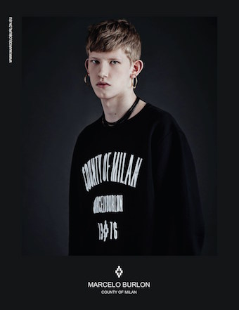 Connor Newall x Marcelo Burlon