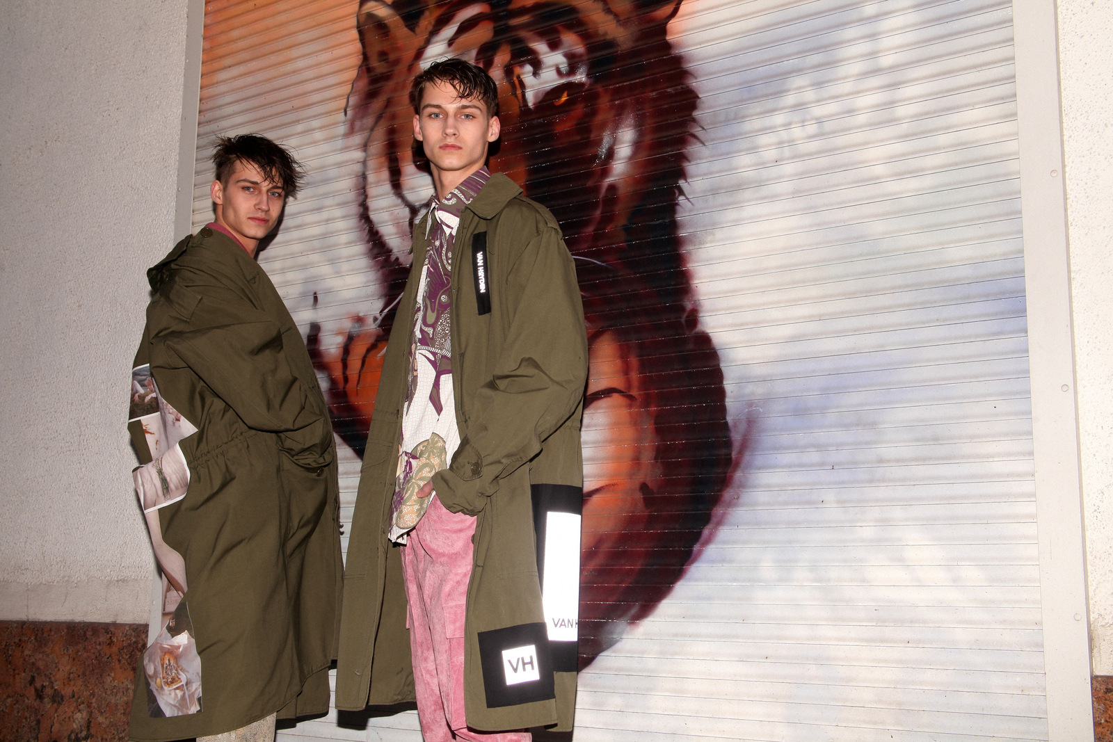 Adrian & Dominik Rynkiewicz by Rafal Piotrak Adrian & Dominik Rynkiewicz by Rafal Piotrak Vanity Teen 虚荣青年 Menswear & new faces magazine