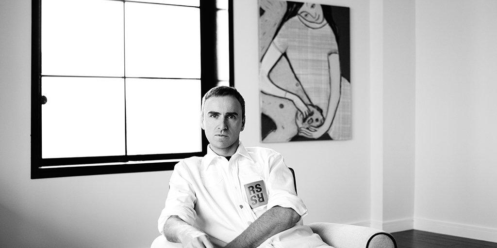 Raf Simons joins Calvin Klein Raf Simons joins Calvin Klein Vanity Teen Menswear & new faces magazine