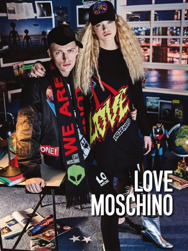 Love Moschino F/W 2016