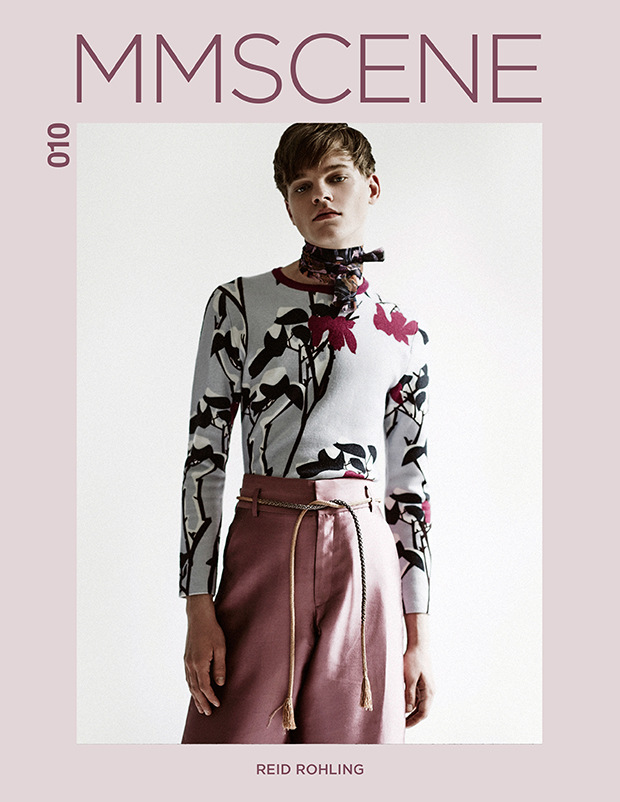 Reid Rohling Covers MMScene September Issue VT Mag (1)