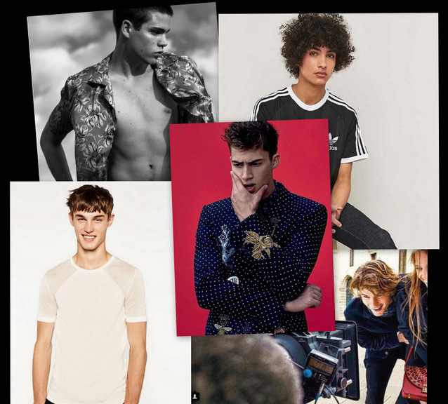 5 Trendy top male models you should follow on Instagram