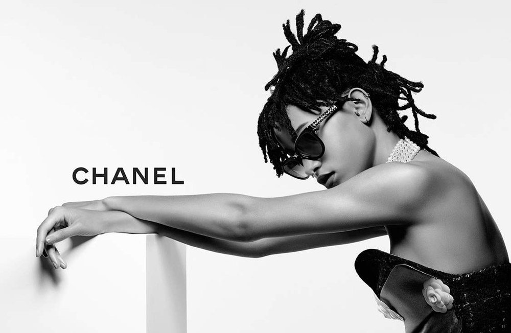 Chanel Eyewear F/W 2016  Chanel Eyewear F/W 2016 Vanity Teen Menswear & new faces magazine