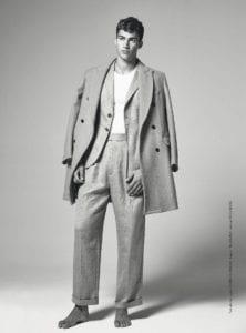 Alessio Pozzi for Esquire Serbia
