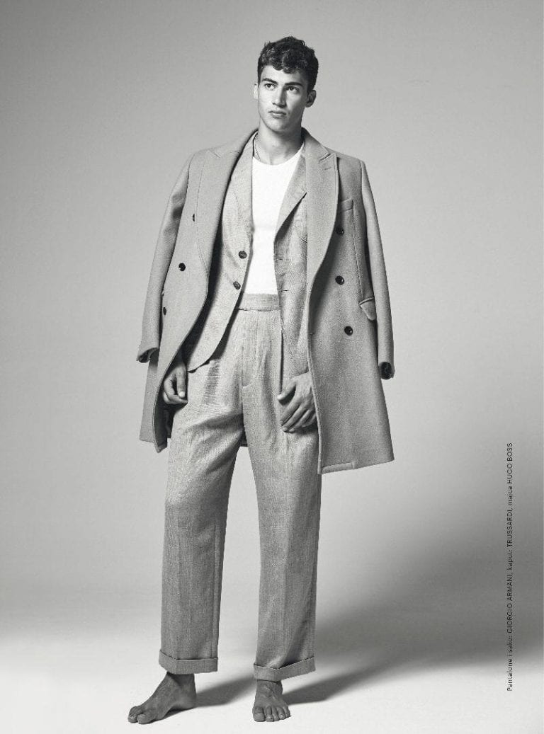 Alessio Pozzi for Esquire Serbia