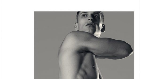 David Trulik in Dirk Bikkembergs F/W 2016 David Trulik in Dirk Bikkembergs F/W 2016 Vanity Teen 虚荣青年 Menswear & new faces magazine