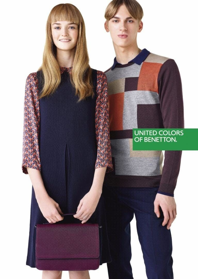 United Colors of Benetton F/W 2016