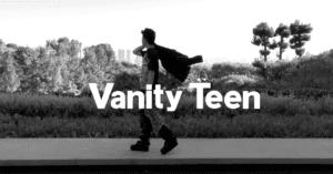 Nash Grier on Vanity Teen