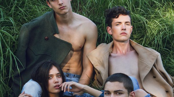 Summer Story by Kyle Springate  Summer Story by Kyle Springate Vanity Teen Menswear & new faces magazine