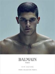 Balmain Hair Couture F/W 2016