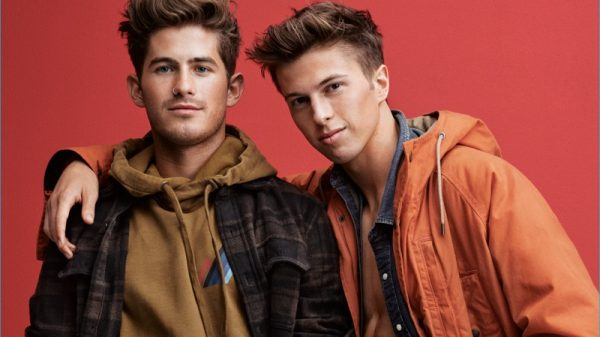#WeAllCan American Eagle Holiday campaign #WeAllCan American Eagle Holiday campaign Vanity Teen 虚荣青年 Menswear & new faces magazine