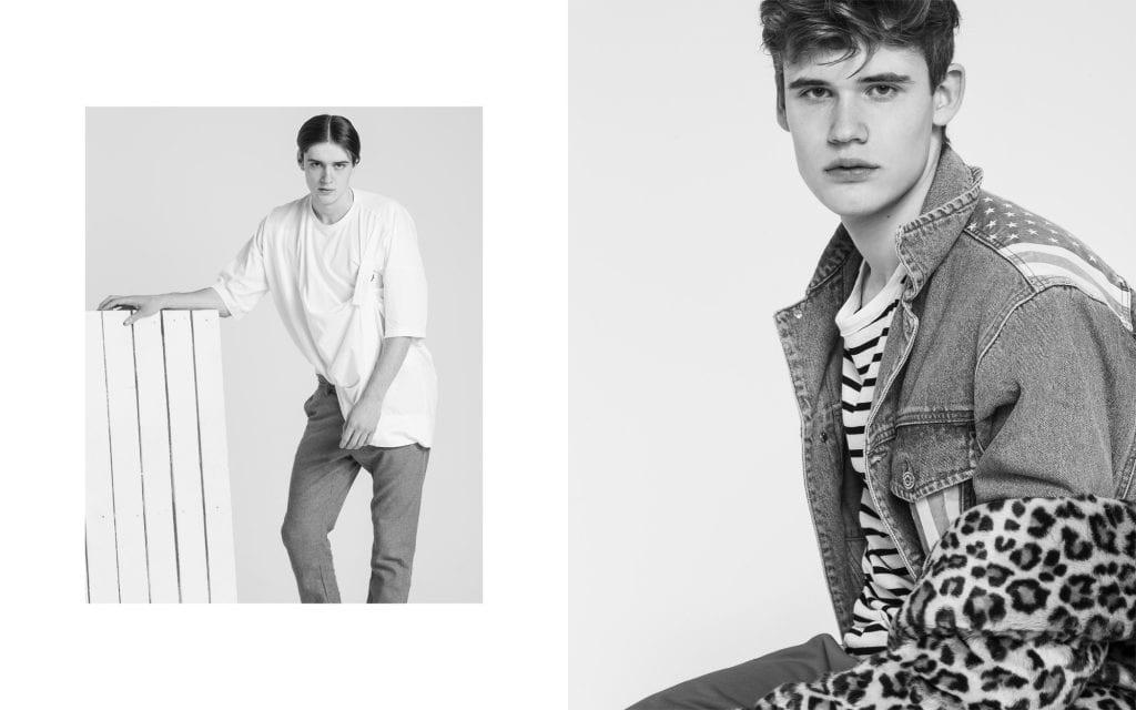Jan & Mat Jan & Mat Vanity Teen Menswear & new faces magazine