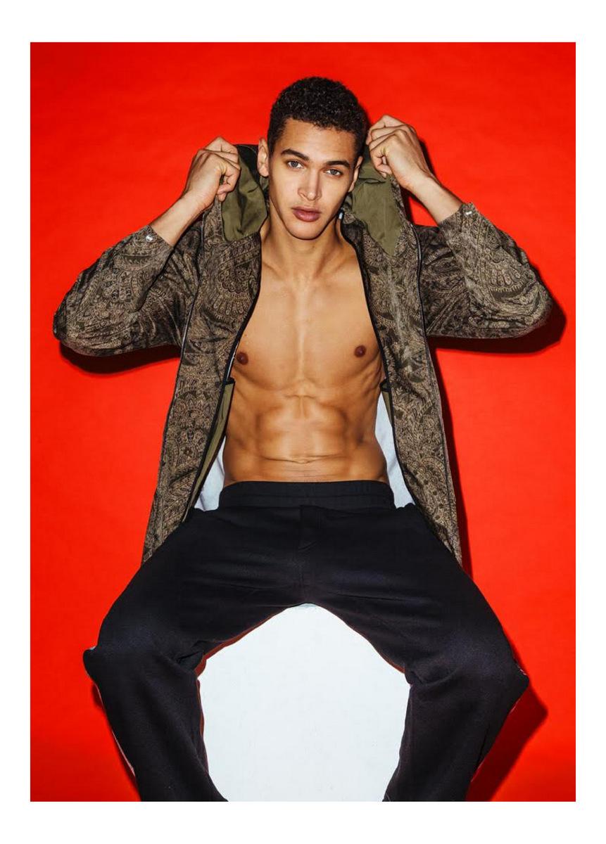 Alex King at Select Model Management by Joseph Sinclair Alex King at Select Model Management by Joseph Sinclair Vanity Teen 虚荣青年 Menswear & new faces magazine