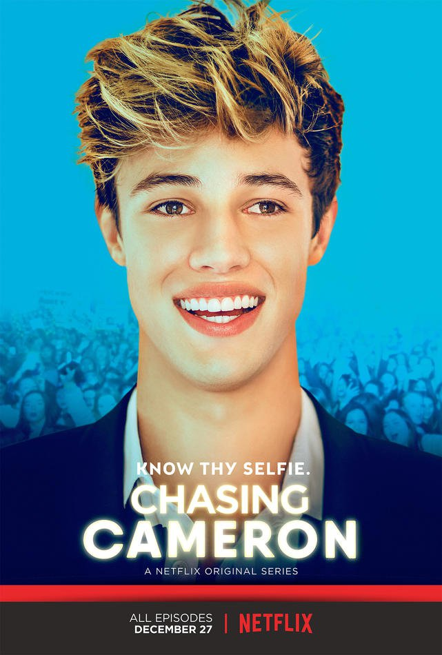 Cameron Dallas #ChasingCameron arrives Dec 27 on NETFLIX