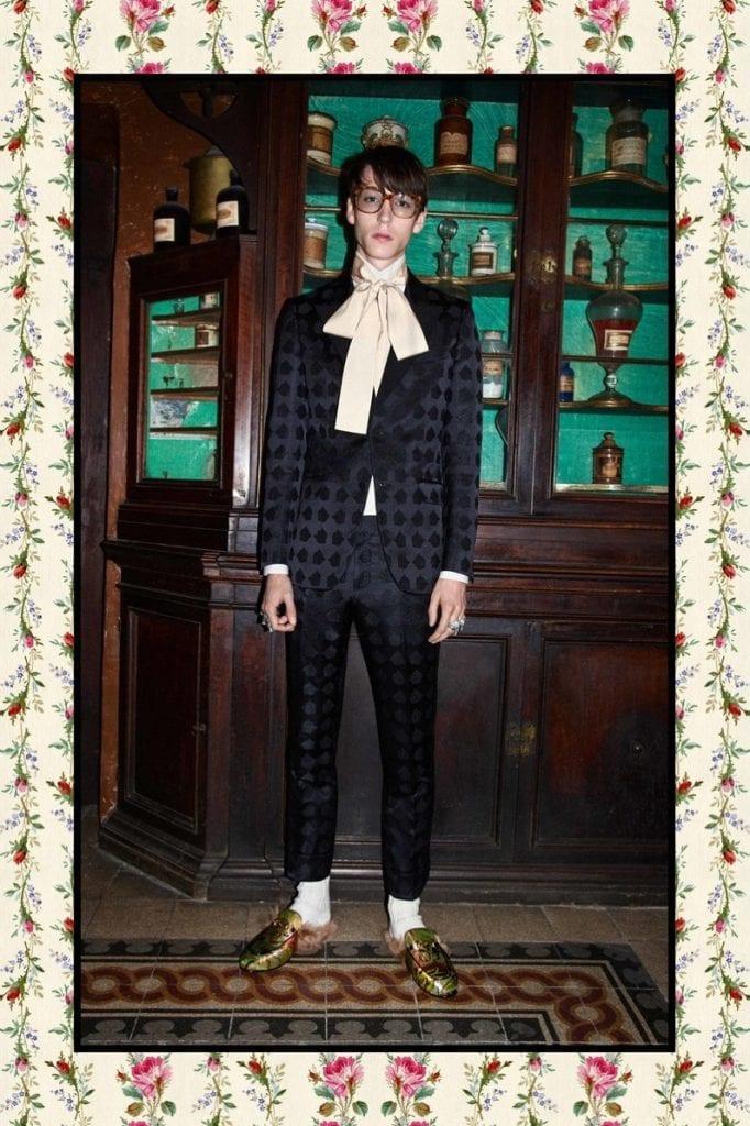 GUCCI Pre-Fall 2017 GUCCI Pre-Fall 2017 Vanity Teen 虚荣青年 Lifestyle & new faces magazine