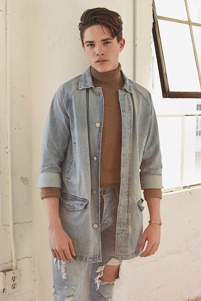Kameron by Kevin Roldan Kameron by Kevin Roldan Vanity Teen 虚荣青年 Menswear & new faces magazine