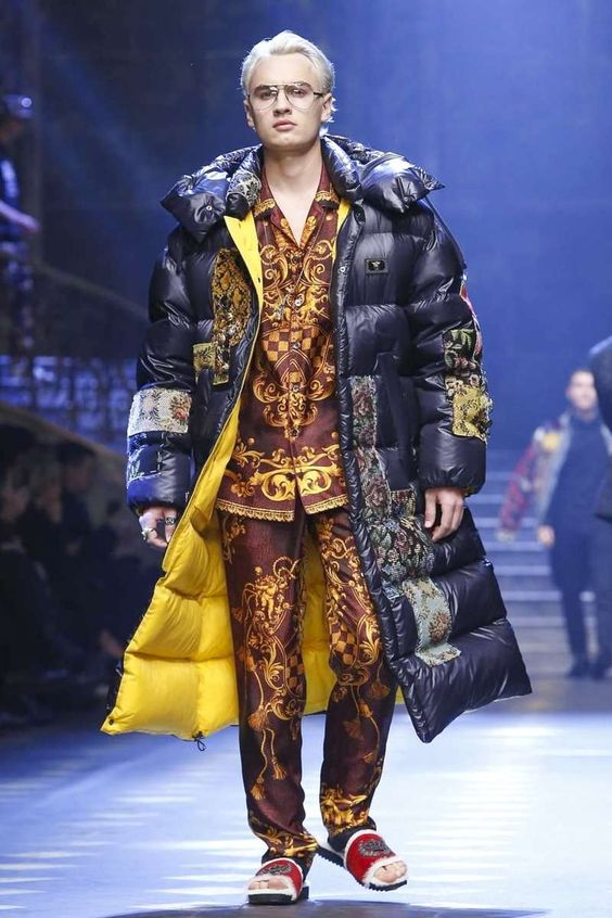 The New Route of Dolce & Gabbana