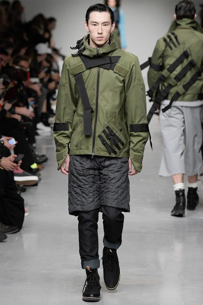 Christopher Raeburn F/W 2017 Christopher Raeburn F/W 2017 Vanity Teen 虚荣青年 Menswear & new faces magazine