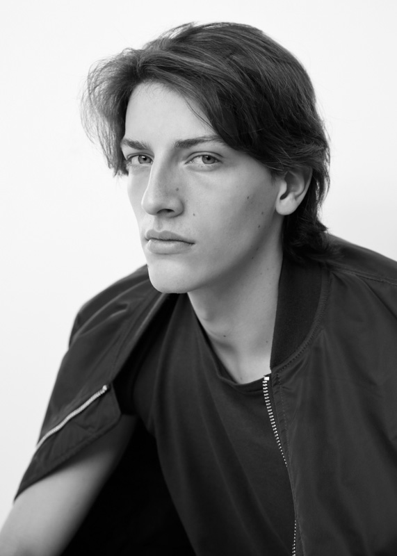NEW FACES by Damian Noszkowicz NEW FACES by Damian Noszkowicz Vanity Teen Menswear & new faces magazine