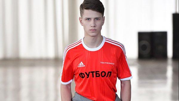 Gosha Rubchinskiy x adidas Football Gosha Rubchinskiy x adidas Football Vanity Teen 虚荣青年 Menswear & new faces magazine