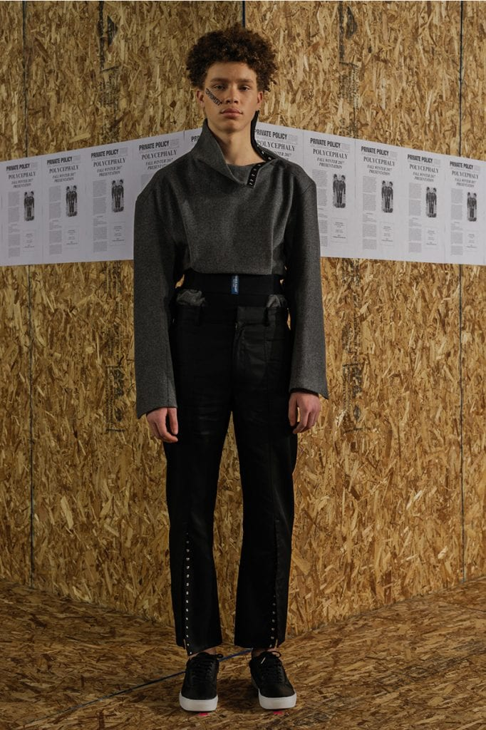 Private Policy F/W 2017 — Vanity Teen