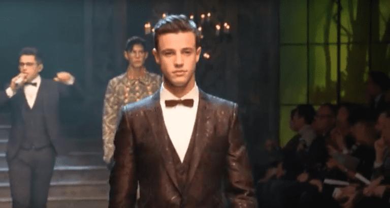 Dolce&Gabbana Fall-Winter 2017-18 Men's Fashion Show