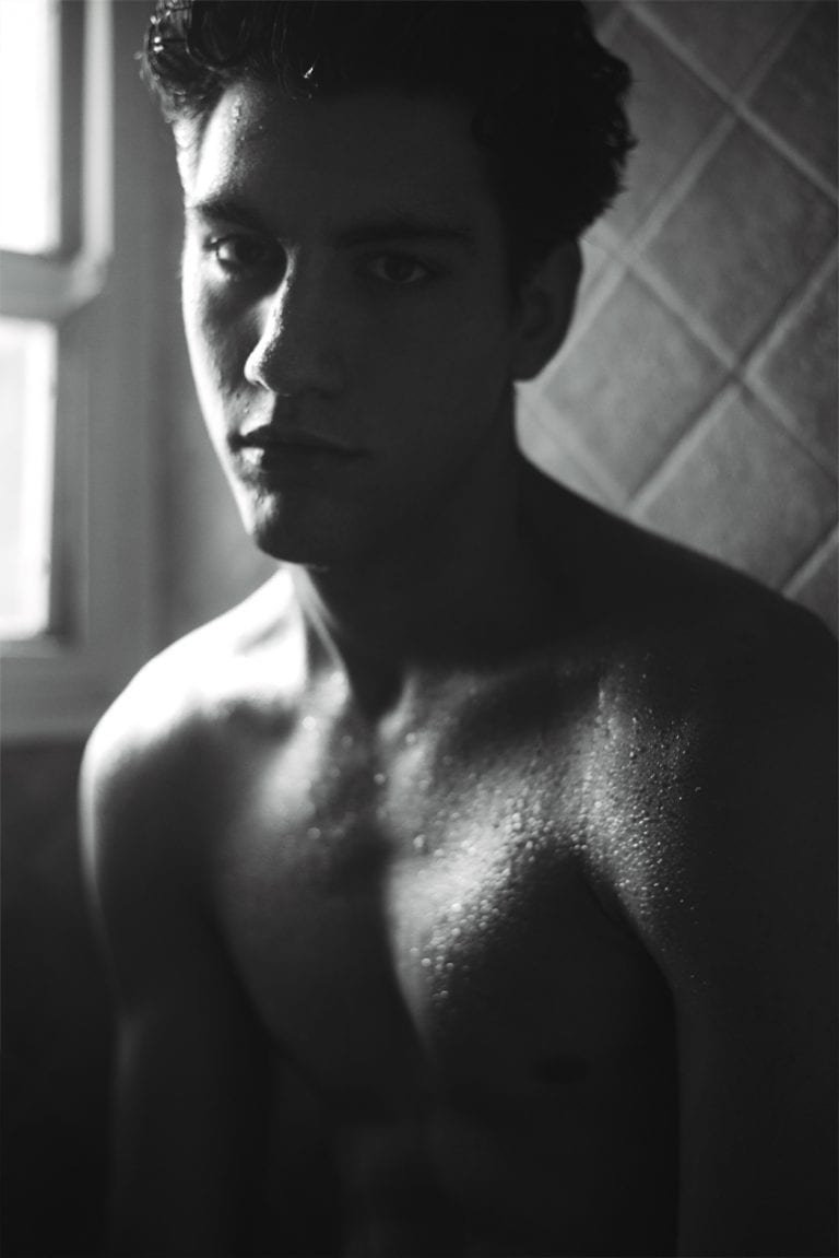 NEW FACES Tadeo Rivera by Roger Vekstein