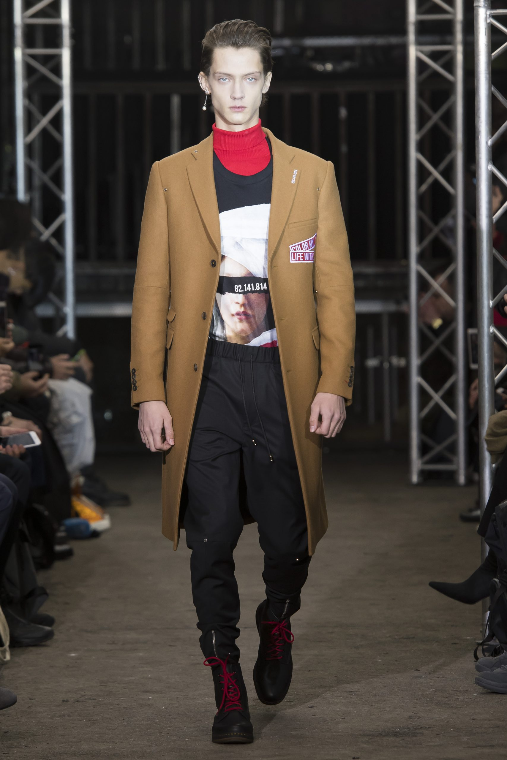 ICOSAE F/W 2017 ICOSAE F/W 2017 Vanity Teen Menswear & new faces magazine