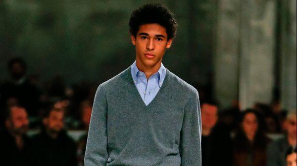 The Simple Age of Prada The Simple Age of Prada Vanity Teen 虚荣青年 Menswear & new faces magazine