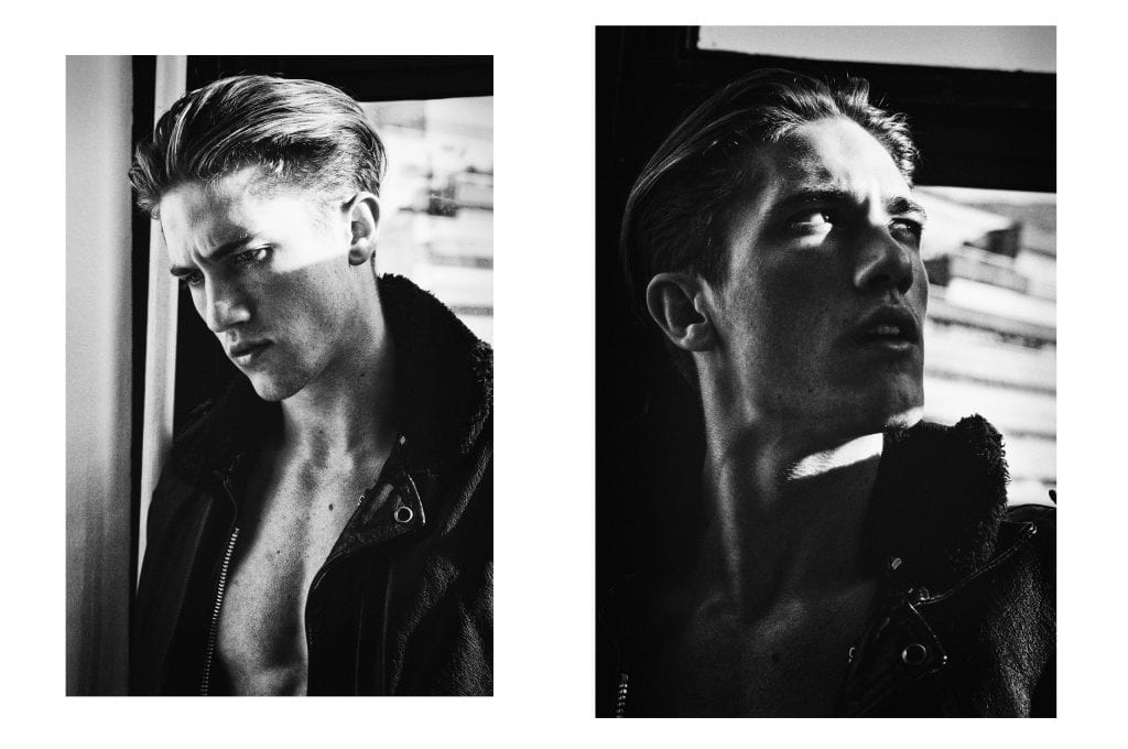 Jesse Frohling by Louis Daniel Botha Jesse Frohling by Louis Daniel Botha Vanity Teen 虚荣青年 Menswear & new faces magazine