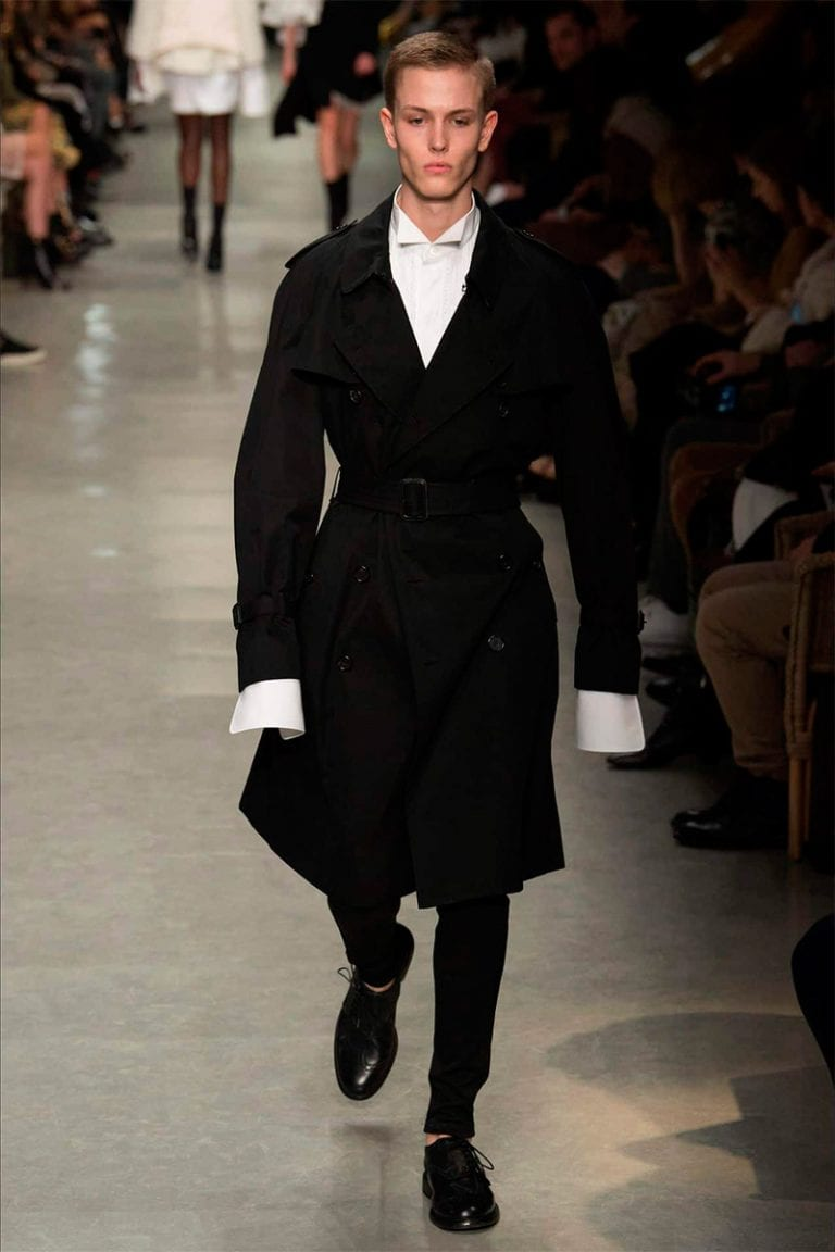 Burberry February 2017 Collection