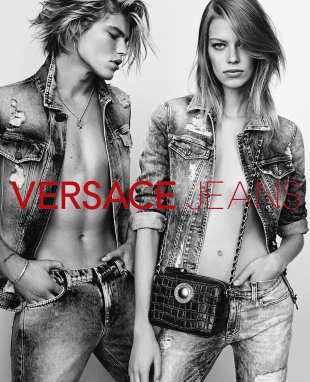 Versace Jeans S/S 2017
