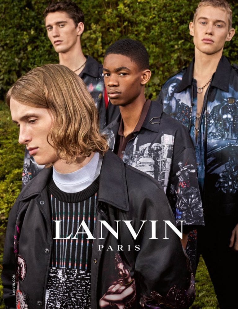 Lanvin S/S 2017