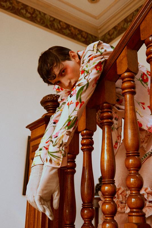Lawrence Lawrence Vanity Teen 虚荣青年 Menswear & new faces magazine