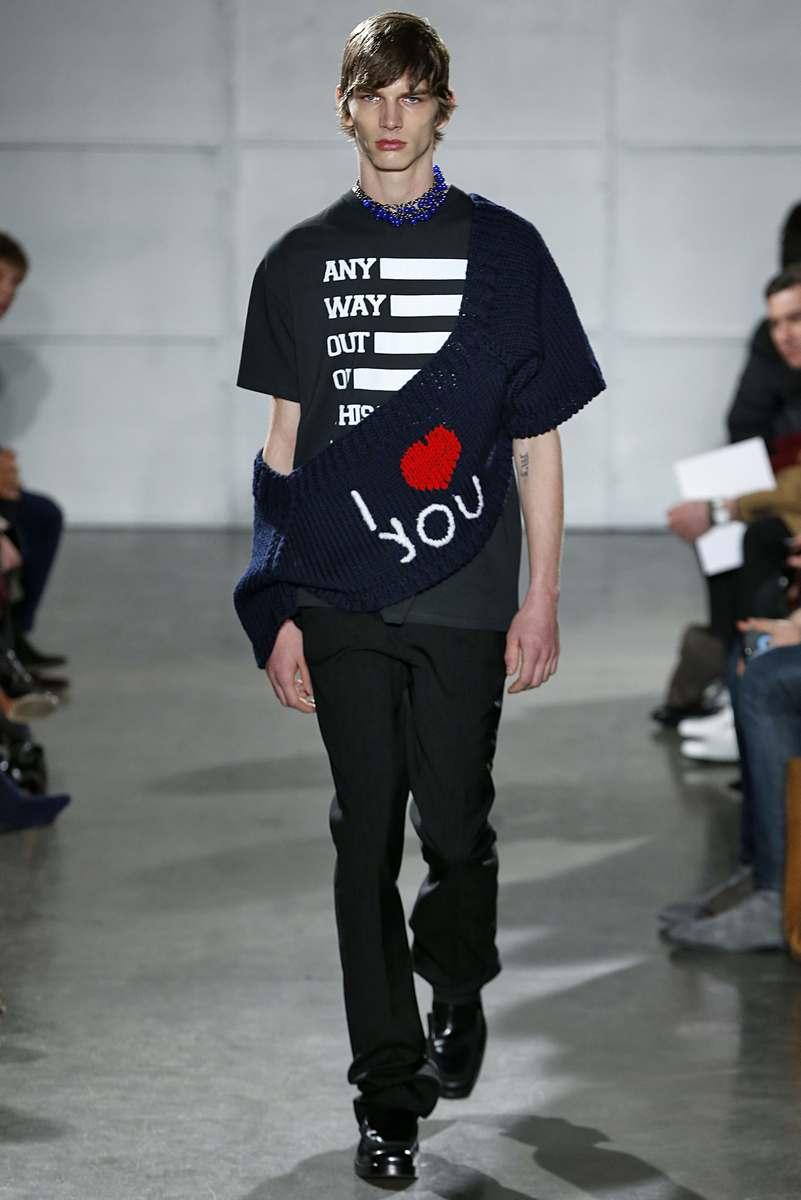 New york fashion week t shirt 96